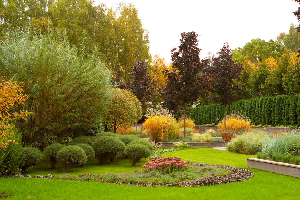 Ландшафтный дизайн в Екатеринбурге